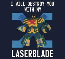 LaserBlade! - Constructor X; Bomberman Generations by VRex