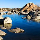 Rocky Waters by BGSPhoto