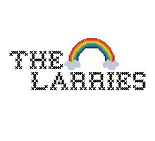 Larrie Shippers Cross Stitch  by Itzmiri