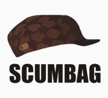 Scumbag steve hat by 305movingart