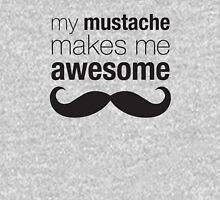 Awesome Mustache Unisex T-Shirt