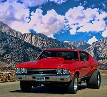 1968 Chevelle SS 396 by TeeMack