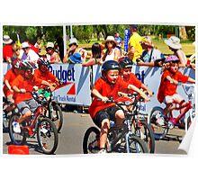 Tour Down Under - Junior Race Poster