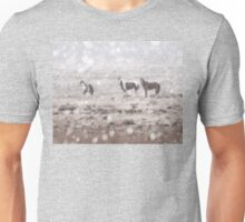 Captain in Winter Unisex T-Shirt