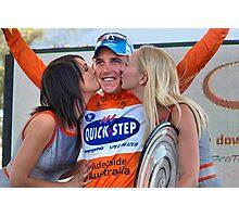 Tour Down Under - Winner Photographic Print
