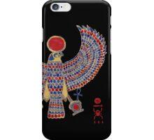 iRa - Black iPhone Case/Skin
