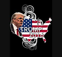 Donald Trump for President 2016  USA American Flag Unisex T-Shirt