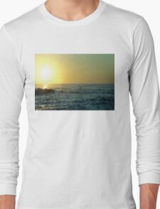 WAITING FOR A WAVE Long Sleeve T-Shirt
