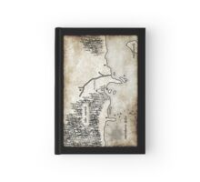 Map - Fated: Blood and Redemption Hardcover Journal