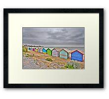 Box of Colours Framed Print