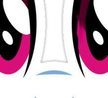 RAinbow Dash cute face Sticker