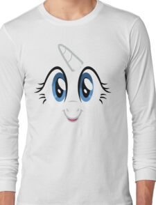 Rarity cute face Long Sleeve T-Shirt