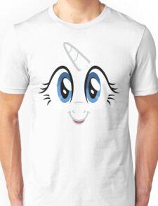 Rarity cute face Unisex T-Shirt