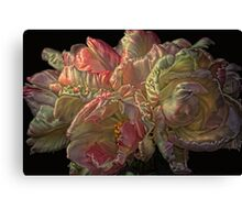 I Love You ...Bunches Canvas Print