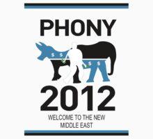PHONY 2012 (LOOKS LIKE KONY2012) Kids Clothes