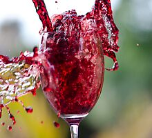 Spill The Wine by Damian Morphou