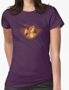 Atomic Girl  T-Shirt