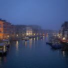 Daybreak in Venice by Bla Trk