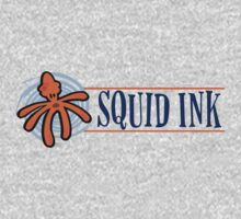 Squid Ink Logo II by Squidink58