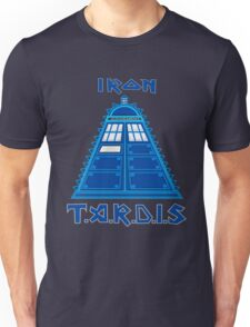 Iron Tardis Unisex T-Shirt