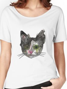 Rescue The Cat Women's Relaxed Fit T-Shirt