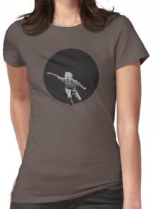 Escape from the Black Hole Womens Fitted T-Shirt