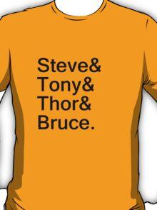 The&Avengers& T-Shirt
