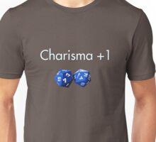 Charisma +1 2d20 Unisex T-Shirt