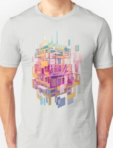 Building Clouds Unisex T-Shirt
