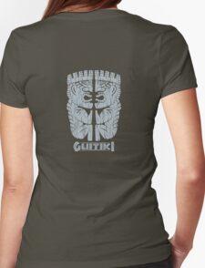 Guitiki - Gemini Womens Fitted T-Shirt