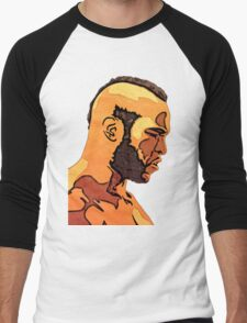 Mister T Men's Baseball ¾ T-Shirt