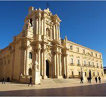 Siracusa by Janone