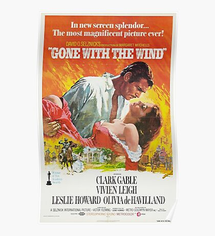 Gone With The Wind - 2 Poster