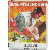 Gone With The Wind - 2 iPad Case/Skin