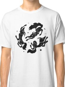 Dancing Wolves Classic T-Shirt