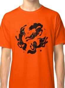 Dancing Wolves Classic T-Shirt