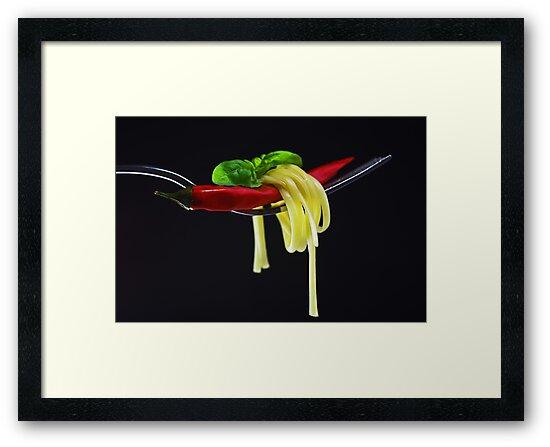Hot Pasta by Aviana
