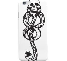 Dark Mark (From Harry Potter) iPhone Case/Skin
