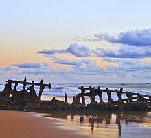 Dreamy Dawn by Sea-Change