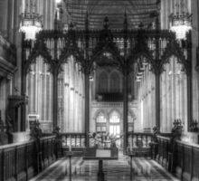 Church Choir Sticker