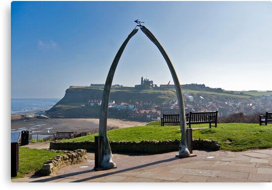 Whitby Views by Trevor Kersley