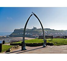 Whitby Views Photographic Print