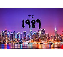 TS 1989 New York Photographic Print