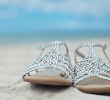 Beach Shoes by JeannieCee