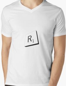 Rockbirds Mens V-Neck T-Shirt