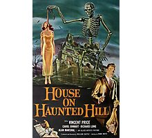House on Haunted Hill Photographic Print