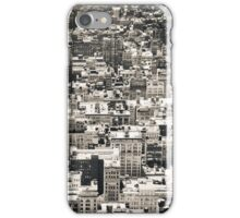 Black and White Houses - iPhone/iPod iPhone Case/Skin