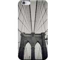 Brooklyn Bridge - New York City | B/W - iPhone/iPod iPhone Case/Skin