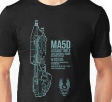 MA5D Assault Rifle Unisex T-Shirt