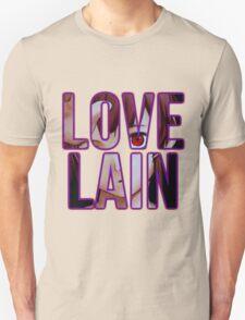 Let's all Love Lain! T-Shirt